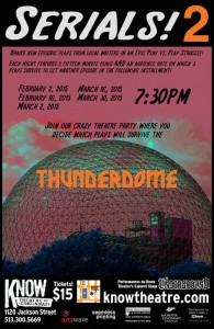 serials! 2: Thunderdome