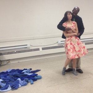 Finding the magic of the improbable in rehearsal.