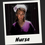 Meet Nurse, a girl just trying to get something going…