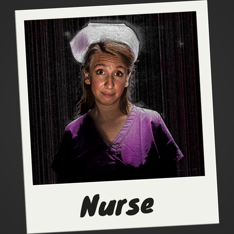 Meet Nurse, a girl just trying to get something going� | Know ...