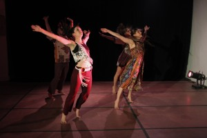 Philadelphia's SHARP Dance Co. brought us back to the 60s in AQUARIAN EXPOSITION (Fringe 2014)