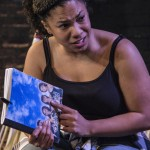 Know Theatre presents BLACKTOP SKY - Aziza Macklin as Ida -Photo by Daniel R. Winters Photography