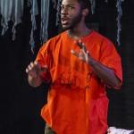 Know Theatre presents BLACKTOP SKY - Kameron Richardson as Klass-Photo by Daniel R. Winters Photography