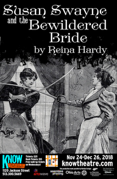 Susan Swayne and the Bewildered Bride