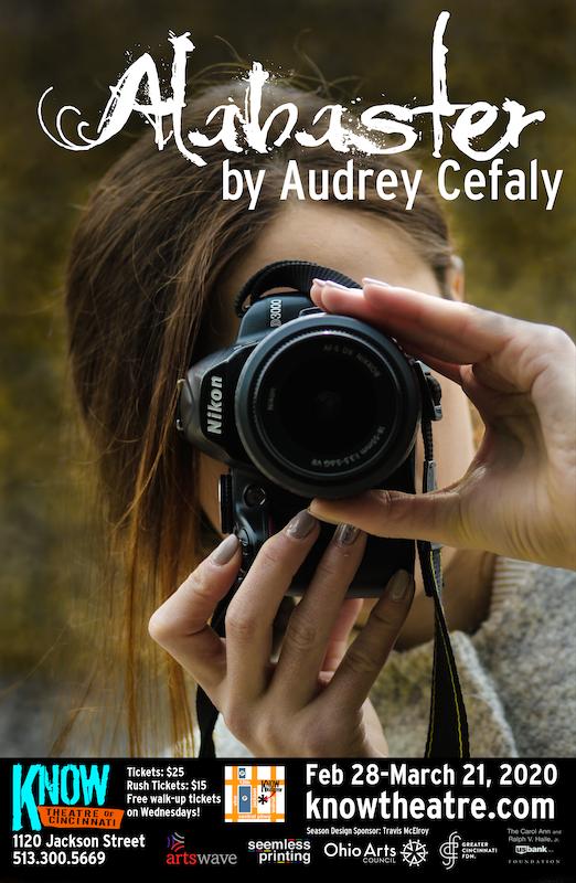 Alabaster byu Audrey Cefaly